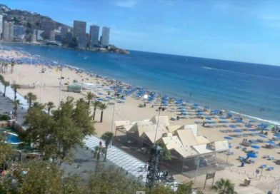 Benidorm – Levante Beach