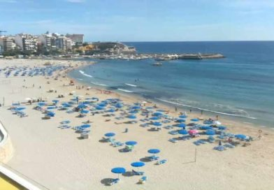 Poniente Beach And Port